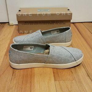 Toms Shoes - TOMS Avalon Drizzle Grey Shoes